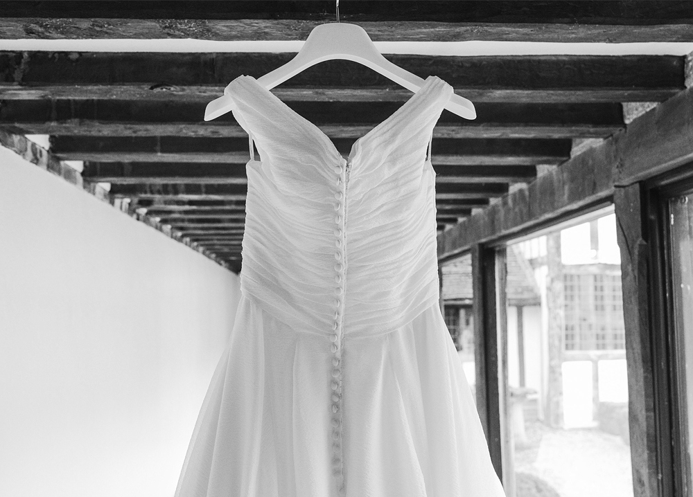 Hazel 'My Wedding Dress'